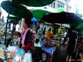 路上 市場 タイ