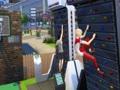 ロッククライミング Sims4