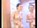 極上美人の脱衣&風呂